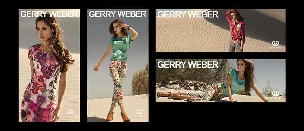 Gerry Weber официальный сайт Каталог Интернет магазин